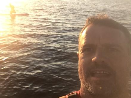 Lars Brøchner Møller SUP